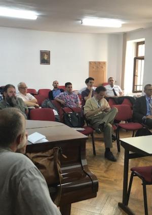 egyház és társadalom - Kolozsvár 6
